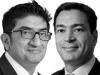 Raj Juta and Yacin Mahieddine